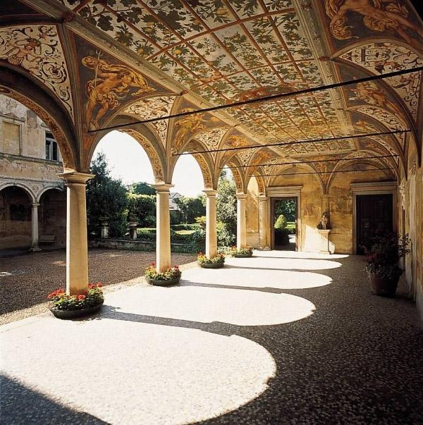 Cicogna mozzoni for Piani di progettazione portico