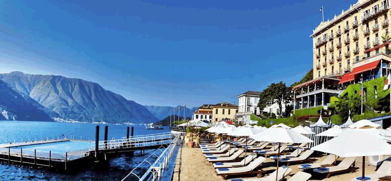 Grand Hotel Tremezzo – Lago di Como
