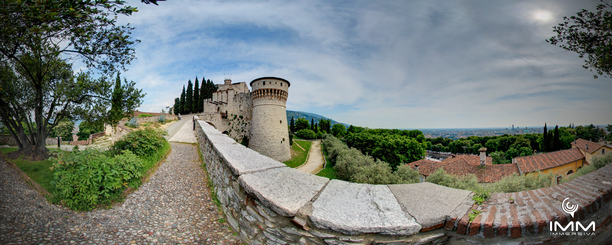I nostri virtual tour immersivi - Rilievi e Panoramiche ad alta qualità