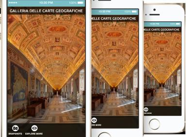 Musei Vaticani – Galleria della carte geografiche