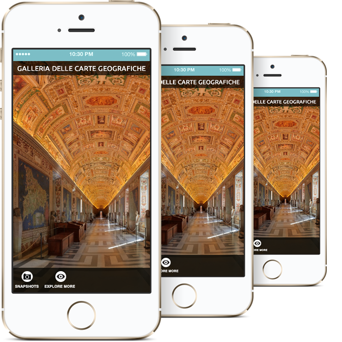 Musei Vaticani - Galleria delle Carte Geografiche