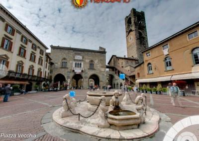 Bergamo – città alta